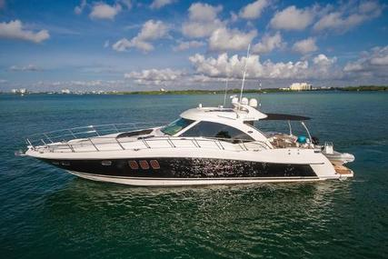 Sea Ray 60 Sundancer for sale in United States of America for $635,000 (£480,010)
