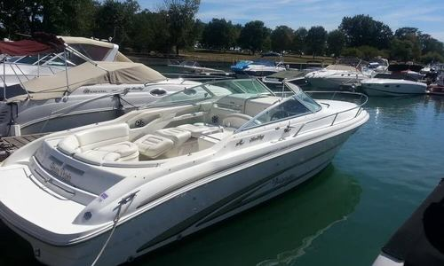 Image of Sea Ray 280 Sun Sport for sale in United States of America for $23,499 (£17,824) Chicago, Illinois, United States of America