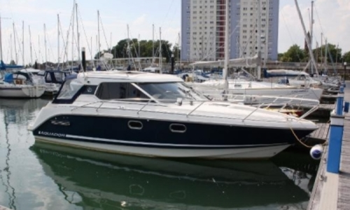 Image of Aquador 26 HT for sale in Ireland for €49,900 (£44,178) DUBLIN, Ireland