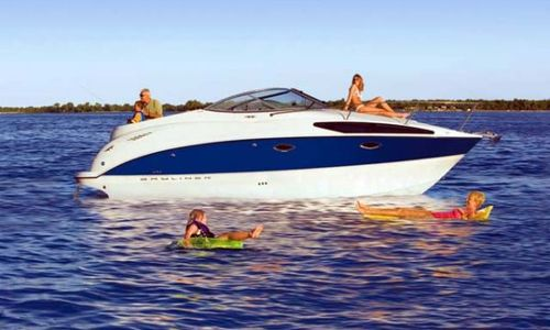 Image of Bayliner 265 Cruiser for sale in Cyprus for €37,200 (£32,746) Cyprus
