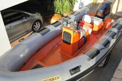 Humber Ribs Orca 5.30 for sale in Cyprus for €9,000 (£7,960)