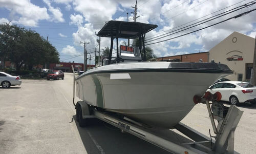 Image of Angler 220B for sale in United States of America for $27,800 (£21,119) Miami, Florida, United States of America