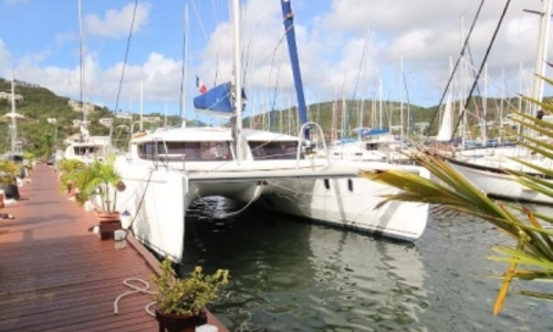 Image of Fountaine Pajot Orana 44 for sale in Saint Martin for €265,000 (£236,322) Saint Martin