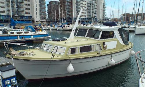 Image of TRESFJORD Cutlass 26 for sale in United Kingdom for £10,950 United Kingdom