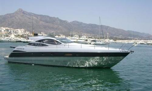 Image of Pershing 50 for sale in Spain for €575,000 (£511,525) Marbella, Puerto Banus, , Spain