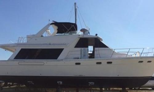 Image of Bayliner 4788 Pilot House for sale in United States of America for $149,000 (£112,494) Biloxi, MS, United States of America