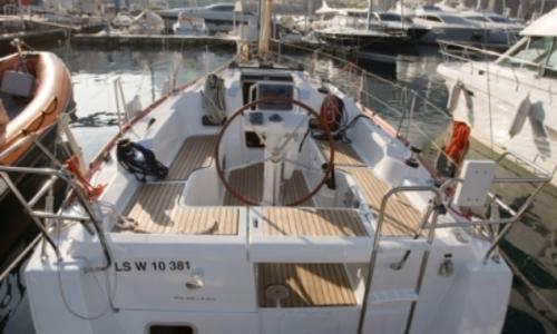 Image of Beneteau Oceanis 31 for sale in Spain for €98,355 (£88,361) BARCELONA, Spain