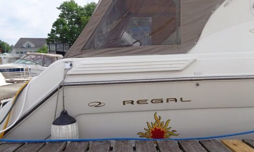 Image of Regal 402 Commodore for sale in United States of America for $61,000 (£46,758) North Rose, New York, United States of America