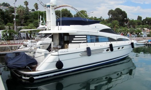Image of Fairline Squadron 52 for sale in Italy for £189,500 San Remo, Italy