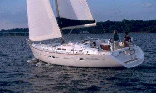 Image of Beneteau Oceanis 423 for sale in France for €99,700 (£88,345) LE CAP D'AGDE, France