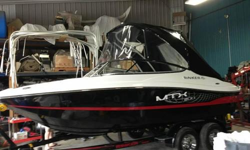 Image of Rinker MTX 200 Captiva for sale in United States of America for $28,150 (£21,352) Ruskin, Florida, United States of America