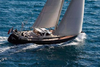 Jongert 2100s for sale in Italy for €950,000 (£830,514)