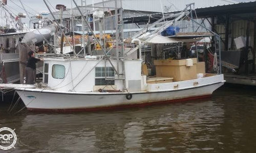 Image of Skiff Craft 31 Shrimp Boat for sale in United States of America for $50,000 (£35,769) Lafitte, Louisiana, United States of America