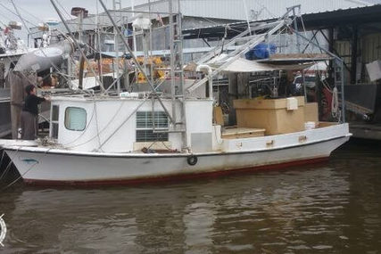 Skiff Craft 31 Shrimp Boat for sale in United States of America for $50,000 (£35,968)