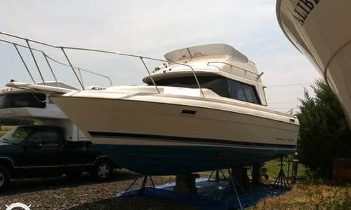 Image of Bayliner Ciera 2566 Sunbridge for sale in United States of America for $16,500 (£11,926) Taylors Island, Maryland, United States of America