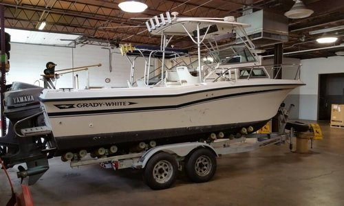 Image of Grady-White Seafarer 226 for sale in United States of America for $14,500 (£10,518) Des Plaines, Illinois, United States of America