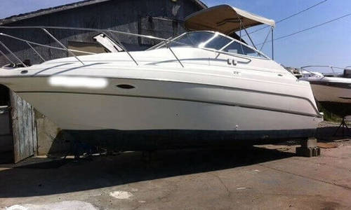 Image of Maxum 2400 SCR for sale in United States of America for $14,500 (£10,407) Mastic Beach, New York, United States of America