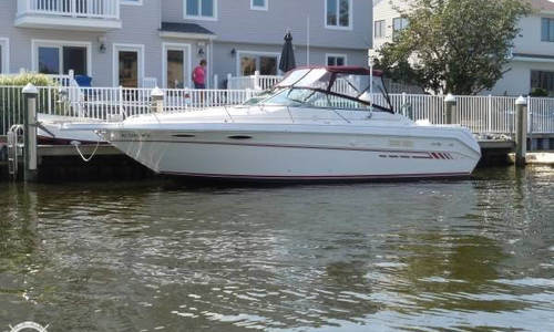 Image of Sea Ray 280 Weekender for sale in United States of America for $10,000 (£7,128) Brick, New Jersey, United States of America