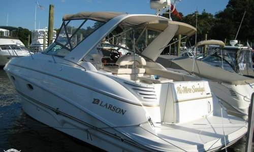 Image of Larson Cabrio 310 for sale in United States of America for $39,500 (£28,450) Oyster Bay, New York, United States of America