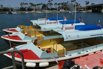 Seaway Boats Company Custom 26' Water Taxi for sale in United States of America for $244,500 (£197,222)