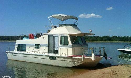 Image of Harbor Master 37 for sale in United States of America for $18,500 (£12,995) Whitesboro, Texas, United States of America
