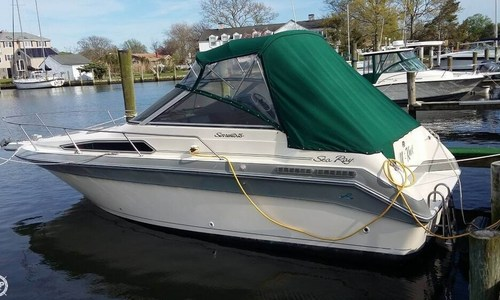Image of Sea Ray Sorrento 25 for sale in United States of America for $15,000 (£11,197) West Sayville, New York, United States of America