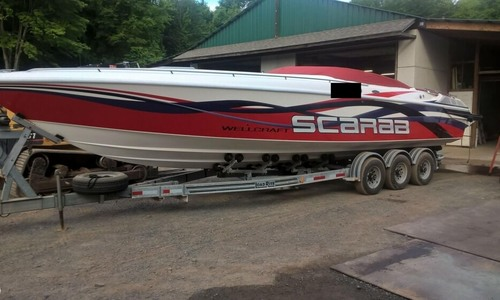 Image of Wellcraft Scarab 31 for sale in United States of America for 33.600 $ (23.772 £) Birdsboro, Pennsylvania, United States of America