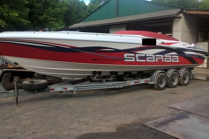 Wellcraft Scarab 31 for sale in United States of America for $33,600 (£24,373)