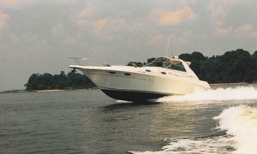 Image of Sea Ray Sundancer 330 for sale in United States of America for $50,000 (£37,410) West Alton, Missouri, United States of America