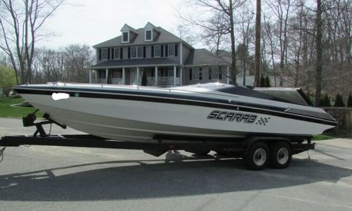 Image of Scarab 28 for sale in United States of America for $12,000 (£8,475) Tiverton, Rhode Island, United States of America
