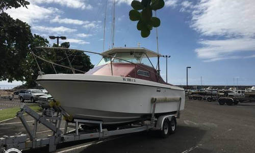 Image of Skipjack 25 Sport Cruiser for sale in United States of America for $27,800 (£19,904) Waianae, Hawaii, United States of America