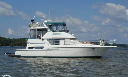 Image of Carver 390 Aft Cabin for sale in United States of America for $84,900 (£60,534) Hampton, Virginia, United States of America