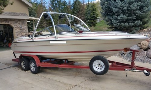 Image of Sea Ray 210 Bow Rider for sale in United States of America for $13,900 (£10,559) Alpine, Utah, United States of America