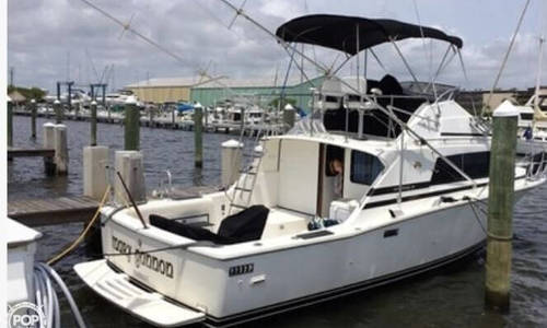 Image of Bertram 33 for sale in United States of America for $32,900 (£24,797) Lantana, Florida, United States of America
