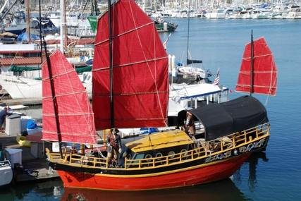 Chinese Junk 34 for sale in United States of America for $122,300 (£87,547)