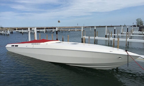 Image of Pantera 47 for sale in United States of America for $99,000 (£76,220) Lakeside Marblehead, Ohio, United States of America