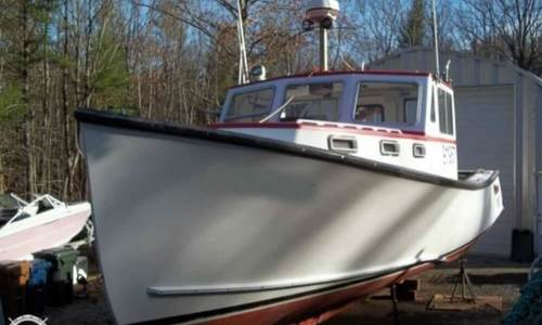 Image of Duffy 35 for sale in United States of America for $183,900 (£140,029) Saco, Maine, United States of America