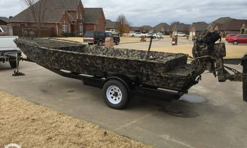 Image of WC Custom 19x48 for sale in United States of America for 15.400 $ (10.876 £) Muskogee, Oklahoma, United States of America