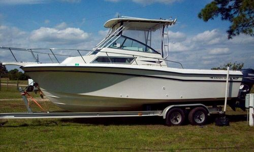 Image of Grady-White Sailfish 252 for sale in United States of America for $33,000 (£23,347) Merritt Island, Florida, United States of America