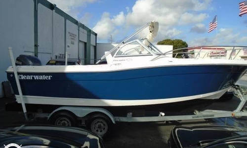 Image of Clearwater 2200 DC for sale in United States of America for $28,000 (£19,774) Hollywood, Florida, United States of America