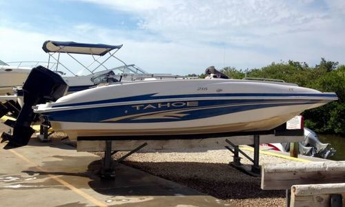 Image of Tahoe 215 for sale in United States of America for $15,200 (£11,529) Largo, Florida, United States of America