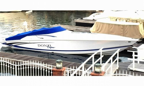 Image of Donzi 38 ZX Daytona for sale in United States of America for 152.000 $ (107.538 £) Huntington Beach, California, United States of America