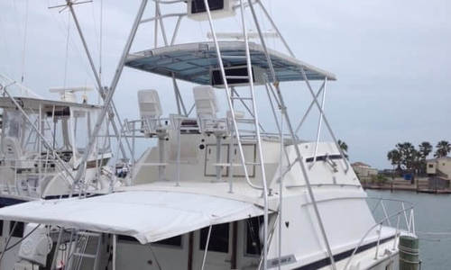 Image of Bertram 38 III Convertible for sale in United States of America for $69,000 (£52,159) Port Aransas, Texas, United States of America