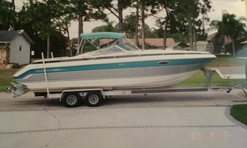 Image of Chaparral 2750 SX for sale in United States of America for $12,500 (£9,842) Port St Lucie, Florida, United States of America