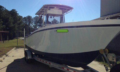 Image of Mako 261 CC for sale in United States of America for $33,500 (£23,879) Chesapeake, Virginia, United States of America