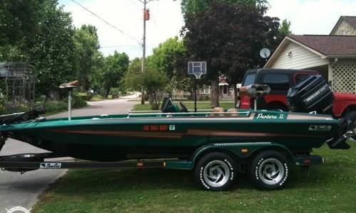 Image of Bass Cat 19 Pantera II for sale in United States of America for $15,500 (£11,730) Salem, Arkansas, United States of America