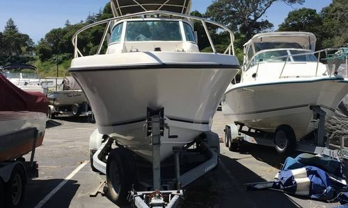 Image of Mako 253 for sale in United States of America for $34,500 (£26,144) Santa Cruz, California, United States of America