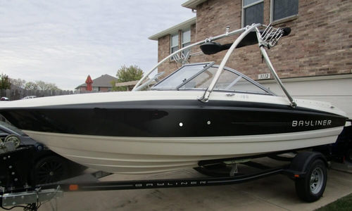 Image of Bayliner 195 Bowrider for sale in United States of America for $28,900 (£21,023) Rockwall, Texas, United States of America