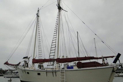 Kennedy 47 Gaff Rigged Schooner for sale in United States of America for $60,000 (£45,510)