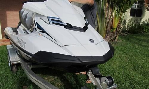 Image of Yamaha Waverunner FX SVHO Cruiser for sale in United States of America for $16,500 (£11,843) Stuart, Florida, United States of America